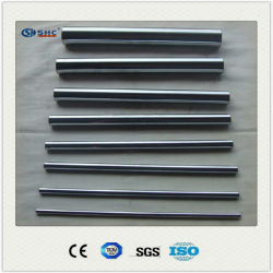 La barra d'acciaio di angolo disuguale gradua il prezzo secondo la misura luminoso Polished dell'inferriata del Rod della sbarra di ferro dell'acciaio inossidabile della superficie 4mm 12mm