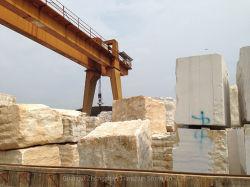 المحاجر حجر و كتلة الرخام الطبيعي