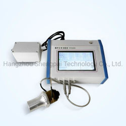 Ultra-sons do analisador de impedância para medição do transdutor