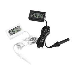 Étanche Aquarium Fish Tank Thermomètre numérique