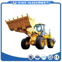 2/3/4/5/8トンの車輪のローダーのフロント・エンドかトラクターまたはXCMG Liugong Sdlg Sany Changlin Lonking猫のスキッドの雄牛またはバックホウまたは小型または小さいまたはサイトのダンプか構築