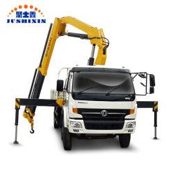 Dongfeng ou Truick HOWO 16 tonne grue montée sur camion pour la vente du chariot