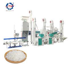 [ريس ميلّ] آلة أرزّ آلة مطحنة أرزّ [ميلّ مشن] سعر