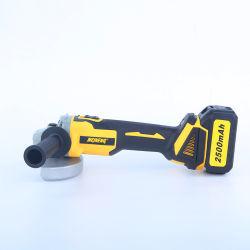 L'alimentation électrique sans fil professionnel Meineng meuleuse d'angle d'outils