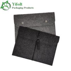 مبيعات مباشرة من المصنع عام 2020 رخيص مخصص ناعم الملمس مضاد للصدمات حقيبة قماشة محمولة مصنوعة من قماش اللباد