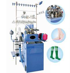 Calzini automatizzati automatici di Lonati che fanno cucito collegando prezzo della macchina macchina per maglieria del calzino circolare da vendere la macchina di tessile
