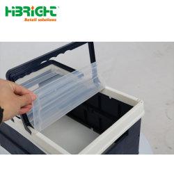 سلة تسوق بلاستيكية قابلة للطي قابلة للطي بسعر فاكهة قابل للطي للبيع
