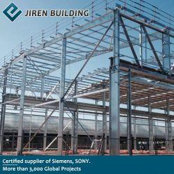 販売のための産業モジュラー組立て式に作られた前に設計された建物か金属の構造スチールフレームの構造の構築のプレハブの倉庫の建物