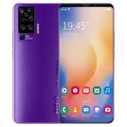 2021 Nova banheira X50 banheira dupla de venda de cartões SIM Smart Phone Navegação GPS Tela de Toque o Smartphone 3G Telemóveis