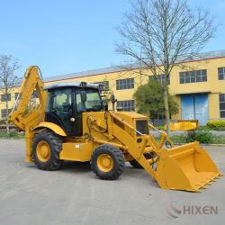 판매를 위한 본래 엔진과 예비 품목 싼 사용된 굴착기 로더 큰 공사 장비