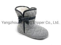 Damas zapatos invierno nieve botas botines de piel OEM