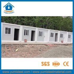 Salle de conteneurs modulaires préfabriquées pour Villa Chambre