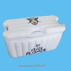 De opblaasbare Containers van de Drank van het Voedsel van het Dienblad van het Ijs van het Buffet van de Salade van de Staaf van het Ijs Dienende, de OpenluchtLevering van de Picknick van de Barbecue