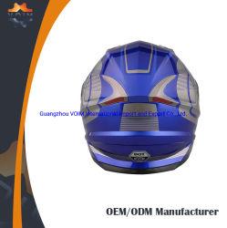ABS de alta qualidade a Shell DOT aprovado homens capacete capacete de Moto Motocross capacete modular com visor duplo sistema de travamento