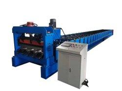 آلية تشكيل الأرضية الآلية للماكينة الألواح المعدنية الألواح الأرضية الماكينة