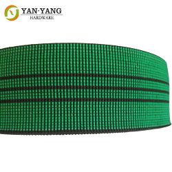 4.8cm 공장 직판식, 고품질 녹색 소파, 탄성을 제공합니다 웨빙