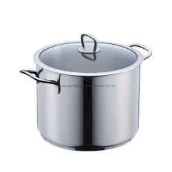 مصنع مباشرة من الفولاذ المقاوم للصدأ حساء عميق ومطعم Stew وعاء الحساء