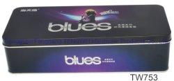 Boîte d'emballage rectangulaire pour le thé de produits de soins de santé alimentaire Bluetooth produit électronique