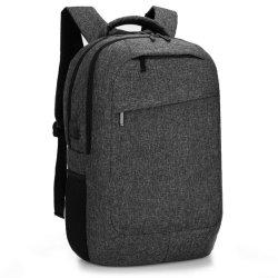 새로운 USB 충전 기능 스마트 비즈니스 노트북 백팩 노트북 방수 가방