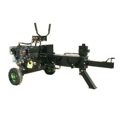 12 Ton Log Gás Gasolina Splitter Divisor de madeira máquina de processamento