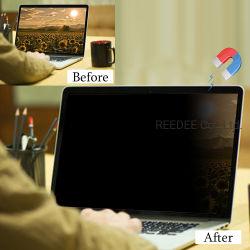 11인치 - 21.5인치 19인치 노트북 컴퓨터 Anti-Spy Anti-PEEP Screen 보호장치 개인 정보 보호 필터