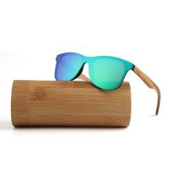 [أم] عصريّ مرآة [فرملسّ] عادة يستقطب نظّارات شمس خشبيّة
