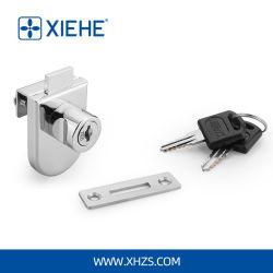 Zink-Legierungs-Glasverschluß der Qualitäts-408 für Schmucksache-Schrank, Schaukarton mit den Messing- oder Stahlschlüsseln
