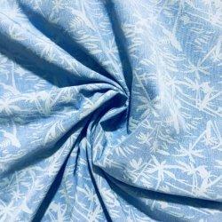 Tessuto del Melange di stirata del poliestere 4-Way con stampa del pigmento per gli Shorts attivi/pantaloni di usura