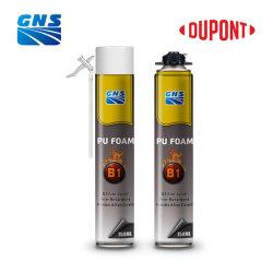 O GNS & DuPont B1 Grau de resistência a fogo de espuma de poliuretano para as portas à prova de Windows