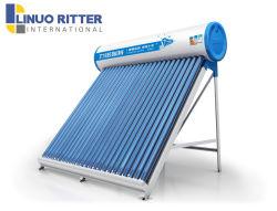 Riscaldatore ad acqua solare compatto a bassa pressione