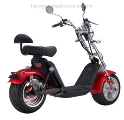 Qroa 3000W скутер Европе склад Citycoco 1500 Вт для взрослых мотоциклов скутер литиевая батарея Coc CE E Скутер