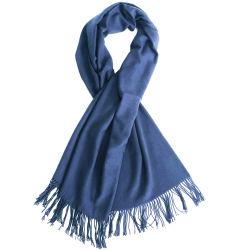 Otoño e Invierno el nuevo color de los hombres pura lana Cashmere Bufanda