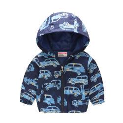 [إكسكم] جديات ملابس فتية دثر أطفال [هووسد] [زببر] [ويندبركر] [تودلر] سترة صغيرة مقاومة للماء للأطفال الرضع ذات القلنسوة مقاومة للماء للفتيات