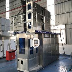 Spremuta asettica liquida del latte UHT della macchina di rifornimento dell'imballaggio della scatola del mattone della bevanda del vino della spremuta