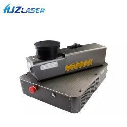 20W 휴대용 금속 인쇄 모바일, 자동 부품, 시계 파이버 레이저 표시 기계 가격