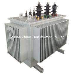 6~38.5kv de tres fases del tipo de aceite sumergido completamente sellado Transformador de potencia