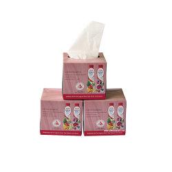 Caixa de papel higiênico papel tecido Facial 2 & 3 camadas de polpa de madeira 100% virgem um curto tempo de espera