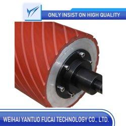 사용자 지정 고품질 3000mm 고무 코팅 롤러 탄소 섬유 튜브 산업