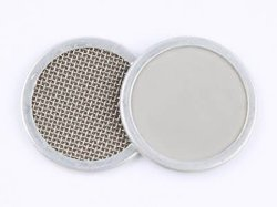 Los filtros de malla de alambre tejido plástico de la extrusora de polímero de pantallas y con la fábrica