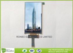 Fina personalizável e estreito 5,0 IPS 480x854 polegadas LCD do telefone celular