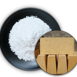 Fabrik-Preis-hohes zufriedenes festes Aluminiumphosphat-feuerfestes Material