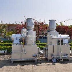 Dieselöl-Feststoff-Verbrennungsofen-/allgemeine materielle Einäscherung-Maschinen-/Industriegebiet-Abfall-Behandlung-brennender Ofen