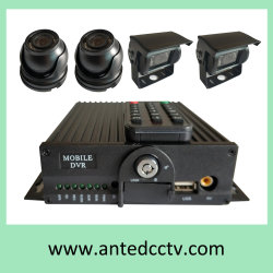 Ahd 1080P Mini DVR Mobile véhicule prend en charge double carte SD