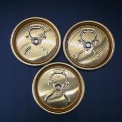 202# Rpt einfache geöffnete Aluminiumkappen für Schein-Getränk