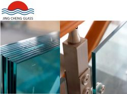 Forsted/Reflective/couleur/durci/verre trempé pour portes et fenêtres