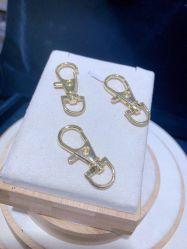 ネックレスかブレスレットのために実行可能な真鍮の方法Carabiner