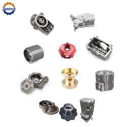 OEM Custom de fonderie de précision les pièces d'usinage CNC forgé de cuivre/aluminium / fer /laiton //zinc/inoxydable acier au carbone à la cire perdue de l'investissement coulage en sable moulage sous pression