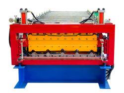 لون غضّن فولاذ لوحة لف يشكّل آلة لأنّ سعر