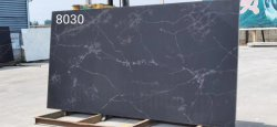 Quartzo Wholesales Lajes de pedra resistente ao calor tampos de mesa com pedra Pedreira
