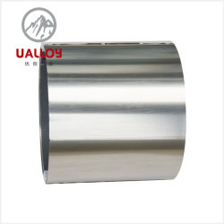 سعر منخفض تخزين كبير 0.08*600 مم Fecral Cerloy Cr21al6 المقاوم للتدفئة ورق ألومنيوم